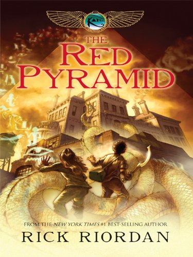 The red pyramid : Kane Chronicles  # 1