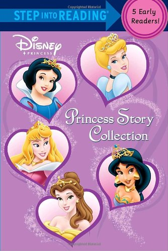 Princess Story Collection : A collection of 5 early readers.